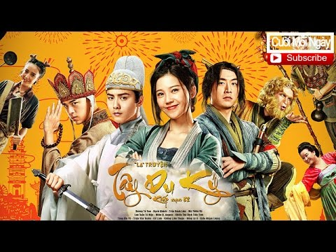 Tay Du Ky La Truyen - Journey to the West Surprise 2016 Vietsub 720p