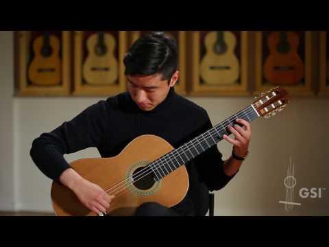 Simple Gifts - Wesley Park plays 2016 Fernando Moreno
