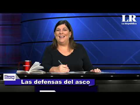 Las defensas del asco - SIN GUION con Rosa María Palacios