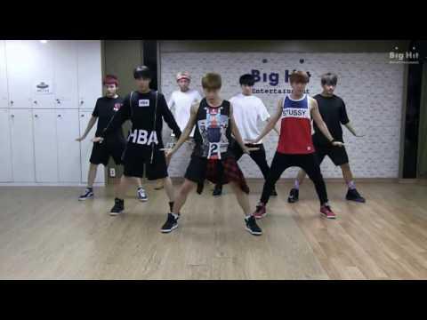 BTS- Danger Dance practice Japanese version