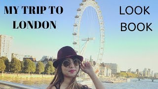 LONDON LOOK BOOK/MY LONDON TRIP/LONDON TOURIST GUIDE/ALL ABOUT LONDON