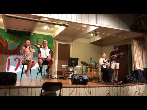 Deer Valley Cafe Night 2017 Somewhere Over The Rainbow/Its a Wonderful World Week 8