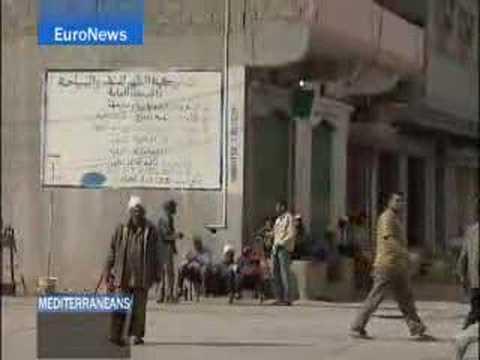 Euronews - Mediterraneans - EN - Libya