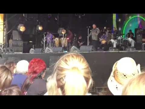 Earth Wind and Fire - Rewind Festival Henley 2016 -1