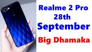 Realme 2 Pro Price In India, Release Date, Specifications, Features, Review, Camera