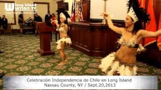 Celebración Independencia de Chile en Long Island, NY