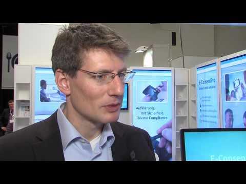 Röntgenkongress 2014 --Interview mit Thomas Pettinger, Projektleitung Thieme-Compliance