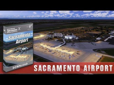 simMarket: AEROSOFT - SACRAMENTO AIRPORT FSX P3D