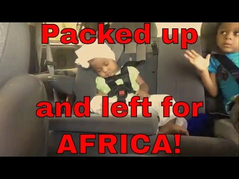 OUR AFRICA EXPERIENCE!