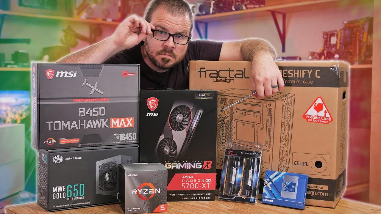 Building the $900 Gaming PC that Everyone Should Build!