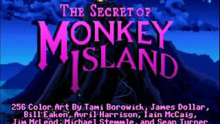 Monkey Island, 1990. AdLib