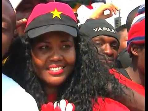 "Mendes Brothers' ""Angola Kuia"" featured on Angola 2012 Presidential Election"