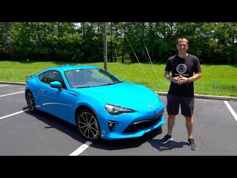 Is the 2019 Toyota 86 a BETTER sports car than you think?