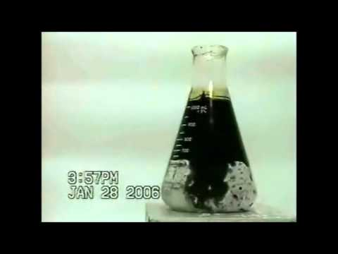 Patriot Limited -  Petroluxus Heavy Crude Oil Test