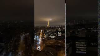 개선문에서 바라본 에펠탑 IN PARIS