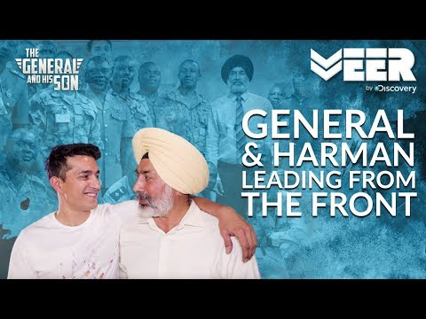 Father Son Duo Leading from the Front | The General And His Son Episode 11 | Veer by Discovery