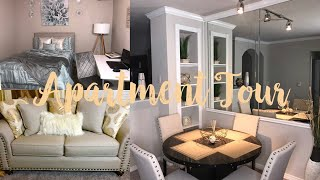MY FURNISHED APARTMENT TOUR!!!