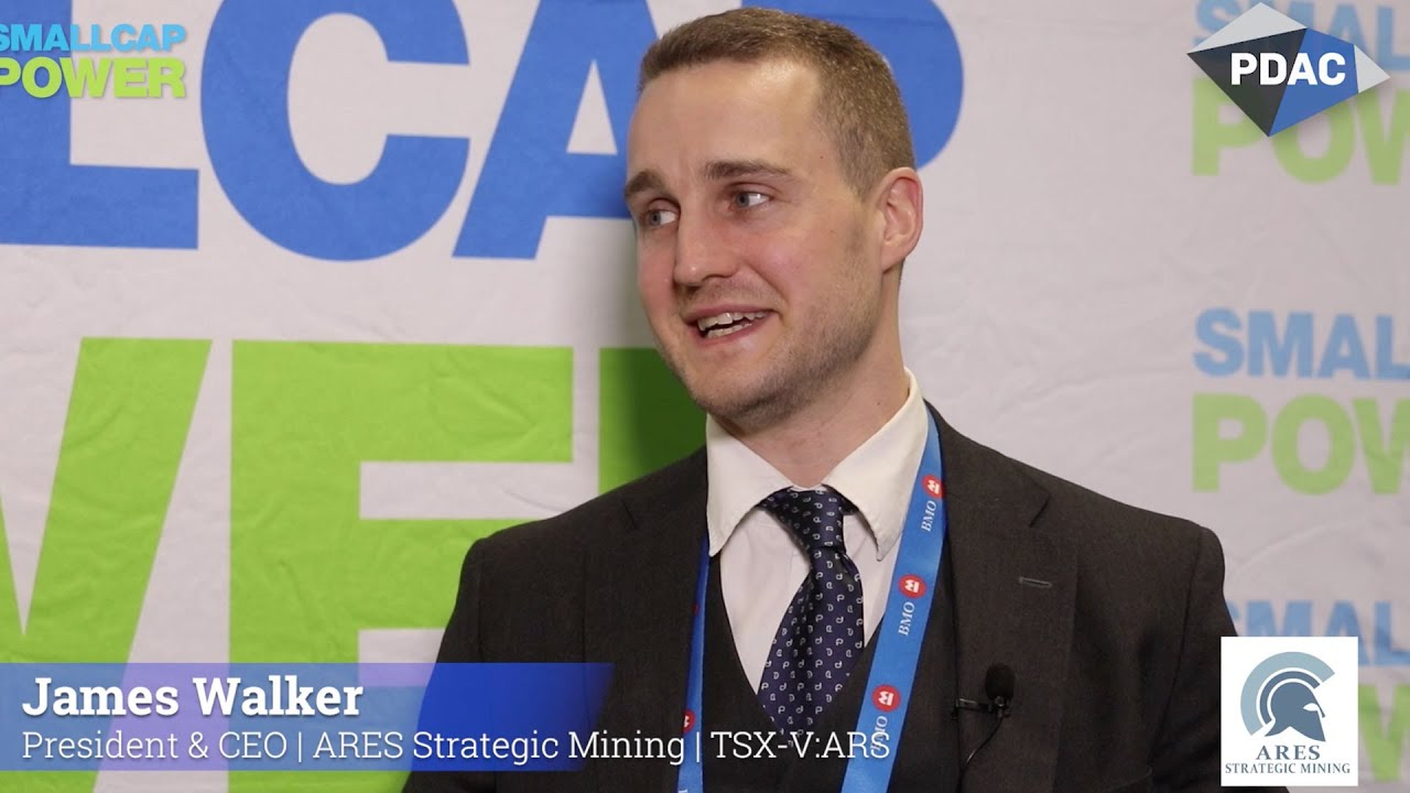 Ares Strategic Mining Has the Only Fluorspar Mine Permit in the U.S.: CEO