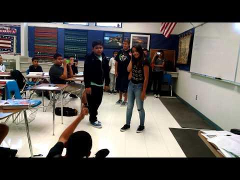 Paleo-Indians/Mr. Castillo