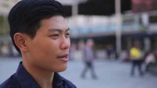 International Students in Brisbane: Fong from Cambodia (English)