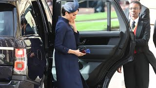 Meghan Markle's Outfit for Latest Royal Wedding Sparks Pregnancy Speculation