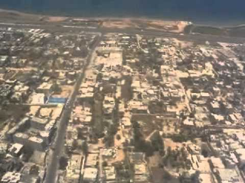 Antonov An-26 takeoff, Tripoli airport- drugs and alcohol transportation