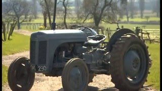 celebrating 70 years of the little grey fergie tractor