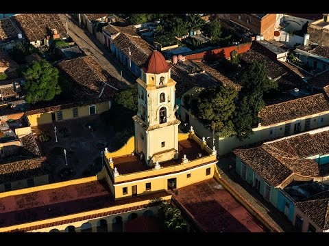 Trinidad, Cuba (The amazing cities and towns of Cuba)
