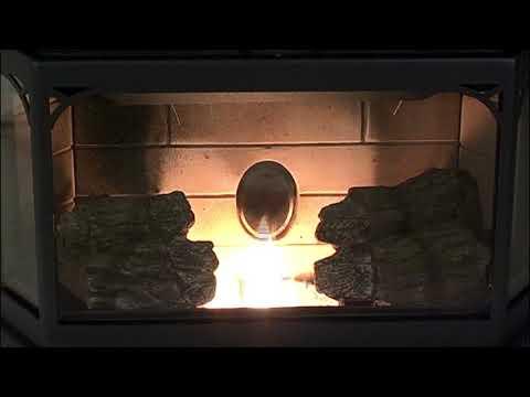 Napoleon Pellet Burning Appliance Operation Tutorial