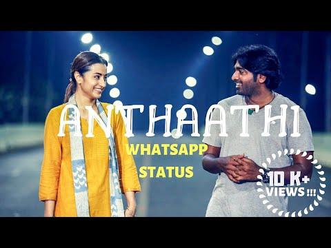96 Anthaathi Song 💕 WhatsApp Status💖