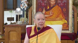The Inner Protection of Refuge - Gen-la Kelsang Kunsang