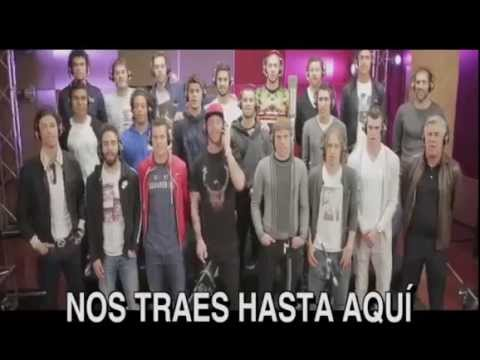 Lagu Tema La Decima Real Madrid 'Hala Madrid Y Nada Más'