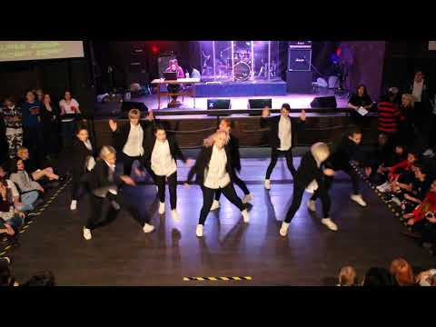 [STAGE] K POP COVER BATTLE STAGE 3.2: Super Junior - Sorry Sorry cover by SFVisit