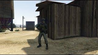 GTA V   Military crew   USAF  crew recruitment video   PS4
