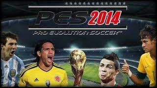 Pro Evolution Soccer 2014 - E3 2013 Trailer (PS4/XBOX One/PC/XBOX360/PS3)