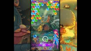 Bubble Witch Saga 3 level 236 NO BOOSTERS