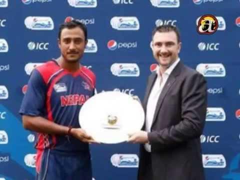 Nepali ICC cricket team