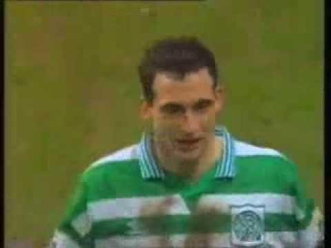 Celtic 2-0 Rangers  Scottish Cup Quarter Final 1997