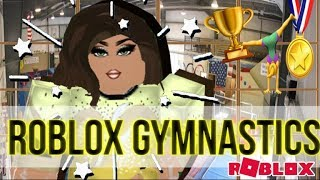 ROBLOX | Olympic Gymnastic Competition Montage