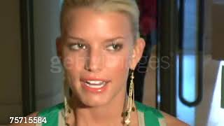 Jessica Simpson Interview 2004