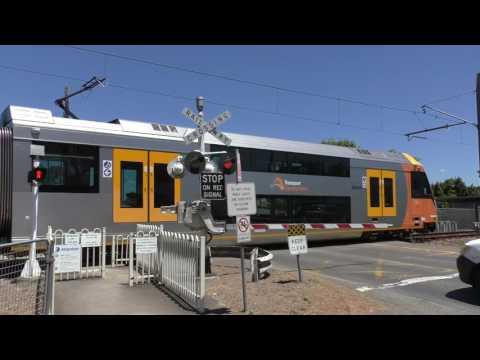 Level Crossing, East Richmond NSW, Australia.