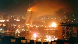 NATO bombing of Yugoslavia 1999. / NATO bombardovanje Jugoslavije 1999. thumbnail