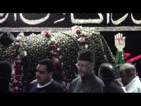 Taboot of Imam Hasan al-Askari (as) - 1/9/14 Travel Video
