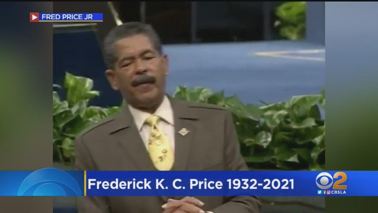 Televangelist Frederick K.C. Price Dies From Covid