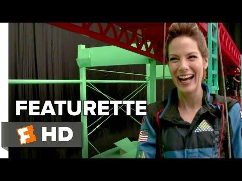 Pixels Featurette - Michelle Monaghan (2015) - Josh Gad, Adam Sandler Action Comedy HD