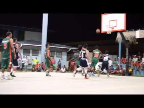 Lae vs Kwajalein (Highlights)