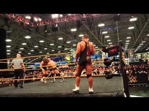 American Alpha vs The Revival - WWE Axxess 4/3/16