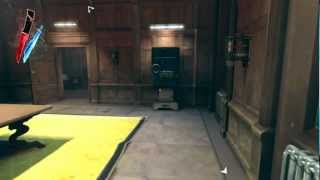 Dishonored - Safe Combinations - Dr.Galvani's House