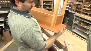Rob Cosman's Online Hand Tool Workshop Project #2, Hall Table