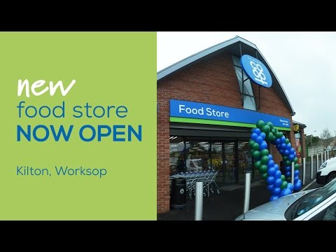 Check out our new food store in Kilton, Worksop...
